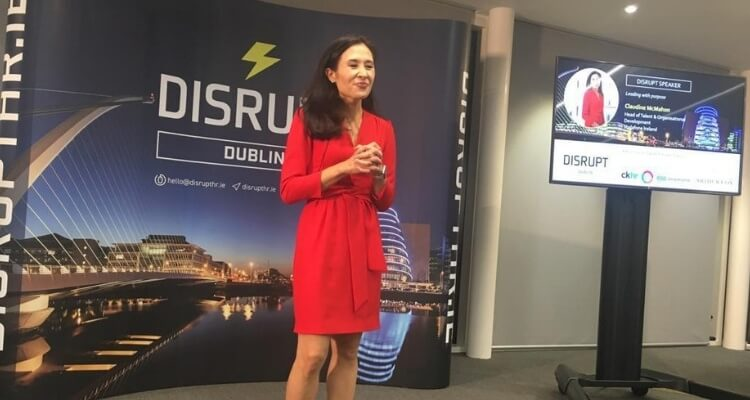 Industry Leaders daring to be disruptive at Disrupt HR