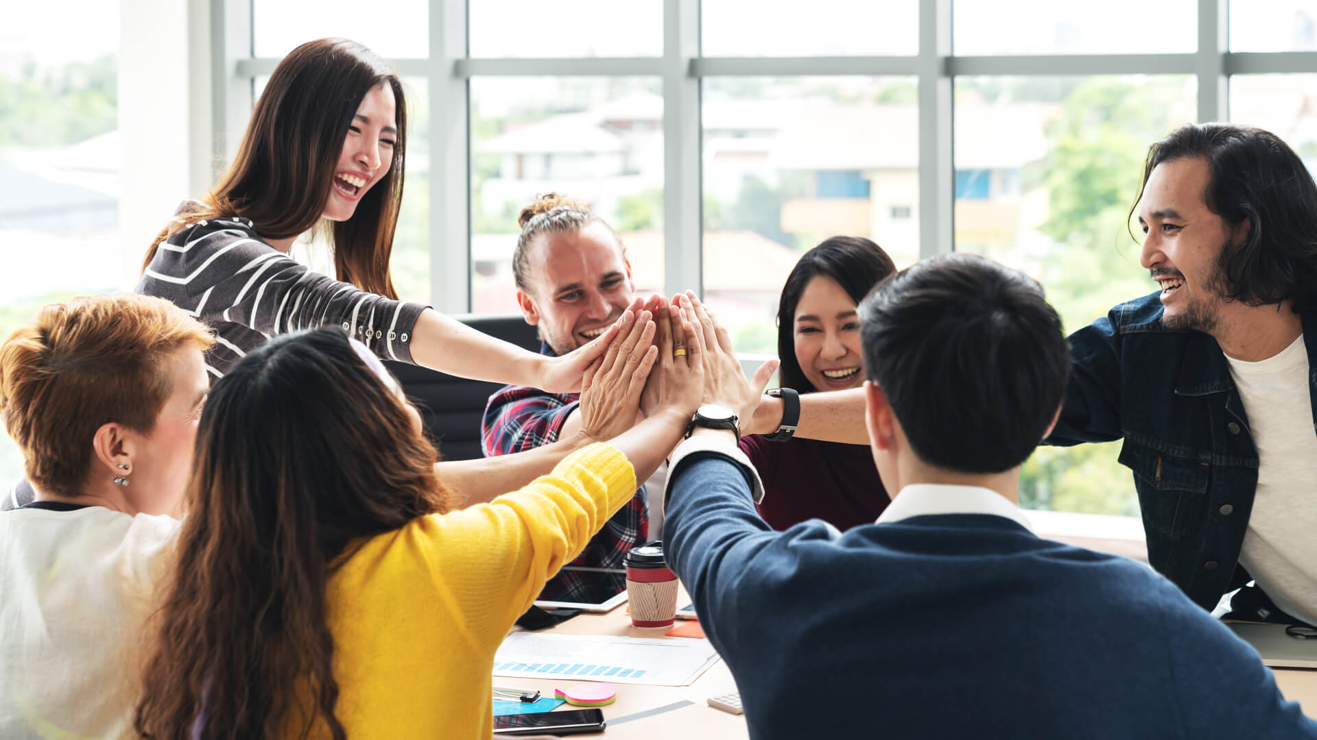The 5 Key Elements of a Positive Company Culture