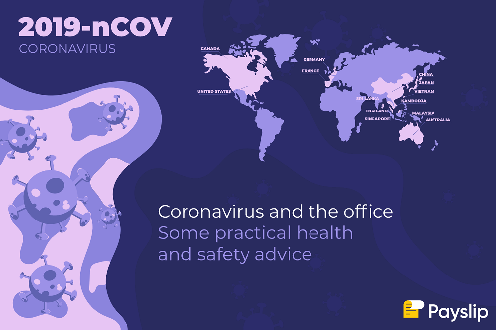 Coronavirus/COVID-19 and the office – some practical health and safety advice