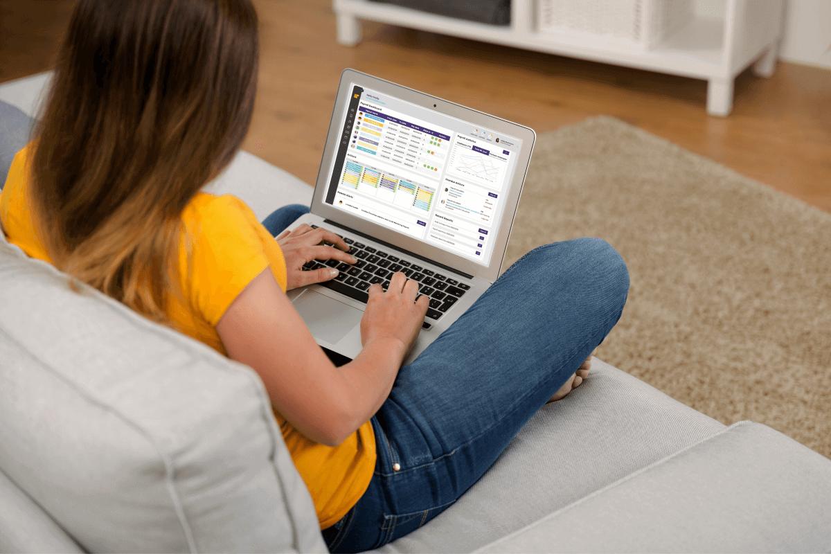 Delivering global payroll remotely