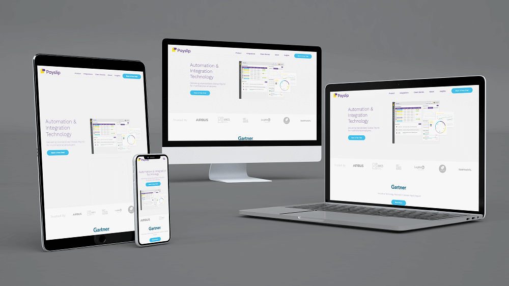 New Payslip website is now live